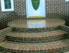 ступени из тротуарной плитки, тротуарная плитка харьков, укладка ступеней из тротуарной плитки