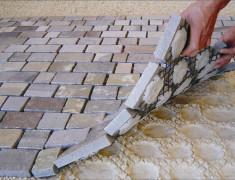 тротуарная плитка харьков, укладка тротуарной плитки харьков, варианты укладки тротуарной плитки