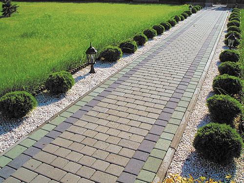 тротуарная плитка на асфальт, укладка тротуарной плитки на асфальт, тротуарная плитка на старый асфальт