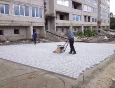 Укладка тротуарной плитки харьков, тротуарная плитка харьков